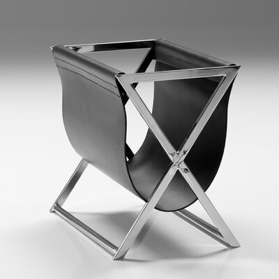 Cor / Mag Magazine Rack Color: Black