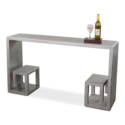 Lucky Drawing Console Table