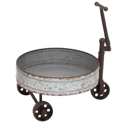 Woodland Imports Serving Cart