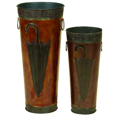 Ciccone Umbrella Stand Set