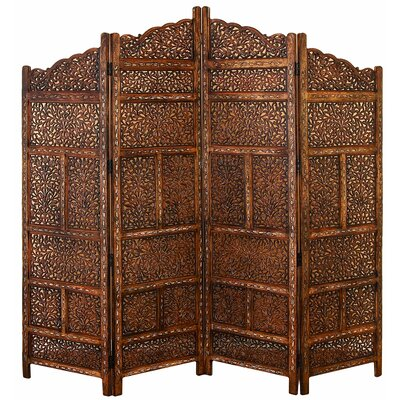Markley 4 Panel Room Divider
