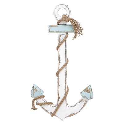 Woodland Imports Anchor Wall Décor