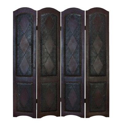 Markley 4 Panel Room Divider