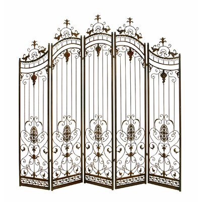 Dacian 5 Panel Room Divider