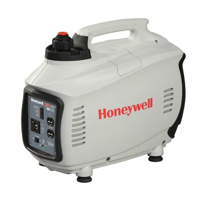 Honeywell Generators Honeywell 1650 Watt Gasoline Inverter Generator