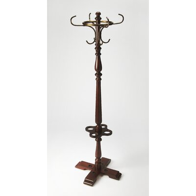 Eslick Coat Rack Finish: Plantation Cherry