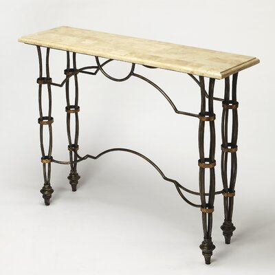 Chugwater Fossil Console Table