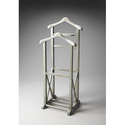 Adelinda Wood Valet Stand