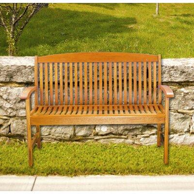 Anmoore 4' Classic Slat Bench