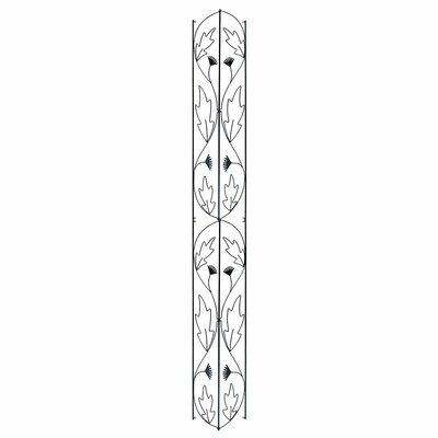 Downspout Iron Gothic Trellis