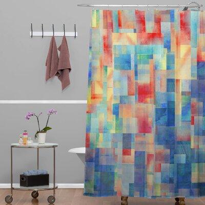 DENY Designs Jacqueline Maldonado Torrentremix Shower Curtain