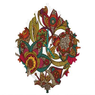 DENY Designs Valentina Ramos Garden Ava Wall Clock