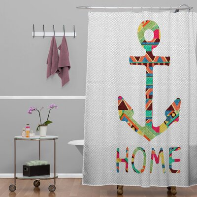 DENY Designs Bianca Green You Make Me Home Shower Curtain