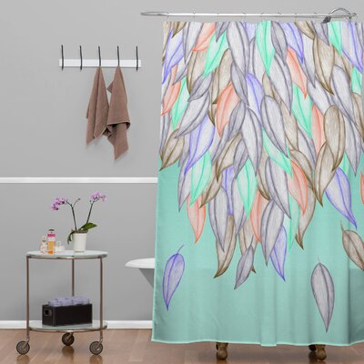Jacqueline Maldonado A Different 1 Shower Curtain