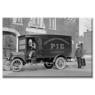 Buyenlarge Connecticut Copperthite Pie Company Photographic Print on Wrapped Canvas