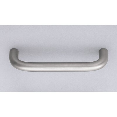 "Omnia Stainless Steel Cabinet 5"" Center Bar Pull"