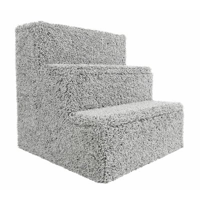 Premier Pet Stairs Color: Gray