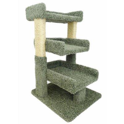 "New Cat Condos 32"" Premier Triple Cat Perch"