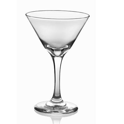 Party 7.5 oz. Glass Martini Glass