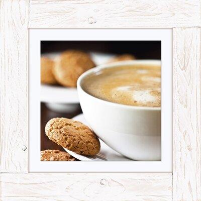 Artland Wandbild Caffe Latte von Dudzinska, Barbara - 50,4 x 50,4 cm