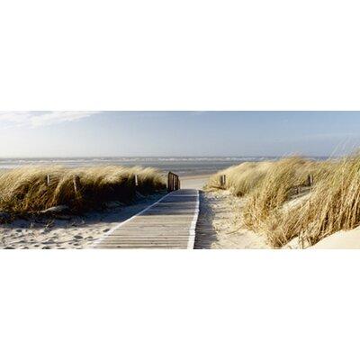 Artland Schlüsselbrett Nordseestrand auf Langeoog - Steg