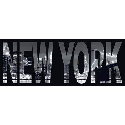 Artland Schlüsselbrett New York