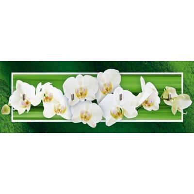 Artland Schlüsselbrett Orchideen