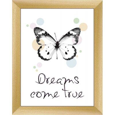 Artland Wandbild Dreams come true von Jule - 47,2 x 37,2 cm
