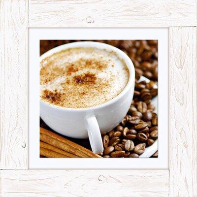 Artland Wandbild Cappuccino - 50,4 x 50,4 cm