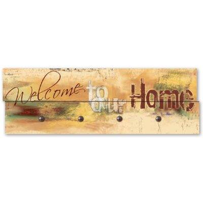 Artland Garderobenpaneele Welcome to our Home