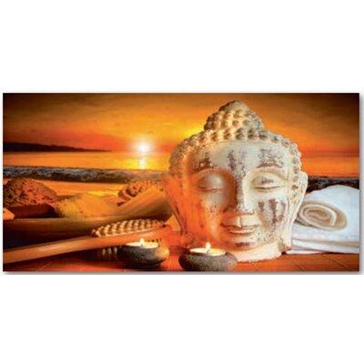 Artland Wandbild Buddhismus von Sandralise