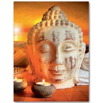 Artland Wandbild Buddhismus von Sandralise - 80 x 60 cm