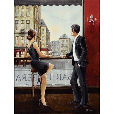Artland Leinwandbild Bar von Frolova, Xenia