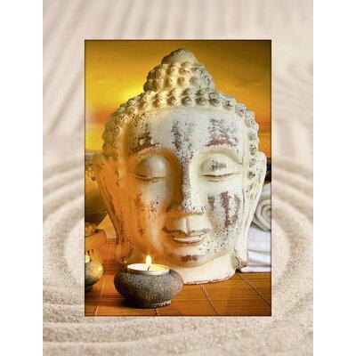 Artland Wandbild Buddhismus von Sandralise - 80,9 x 59,9 cm