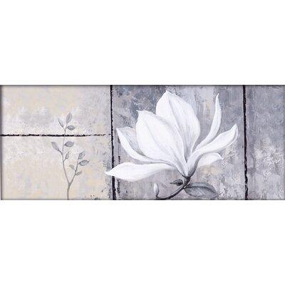 Artland Wandbild Classic Magnolia von S., A. - 51,4 x 101,4 cm