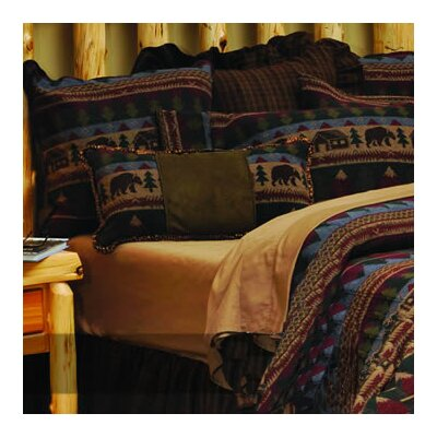 Cabin Bear Bedspread Collection