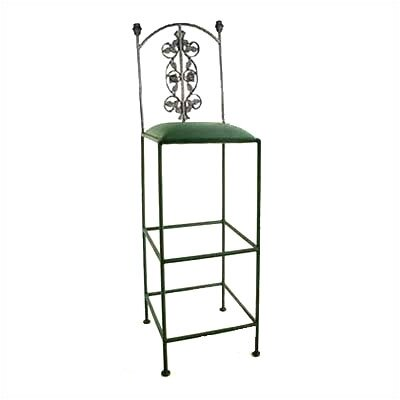 """Grace Collection 34"""" Bar Stool"""