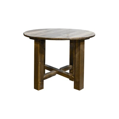 """Katlyn Bistro Table Finish: Stain and Lacquer Finish, Size: 36"""" H x 45"""" W x 45"""" D"""
