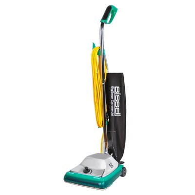 """DayClean Quiet Series Upright Vacuum Cleaner Size: 47.25"""" H x 14.5""""W x 13""""D"""