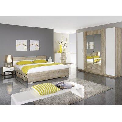 Rauch 3-tlg. Schlafzimmer-Set Cartagena