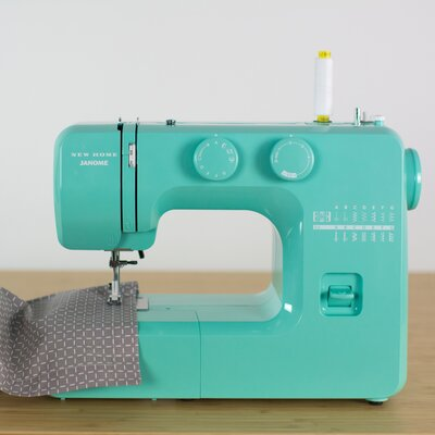 Couture Easy-to-Use Mechanical Sewing Machine Color: Teal