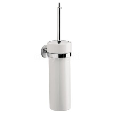 Crosswater Central Wall Mounted Toilet Brush Holder