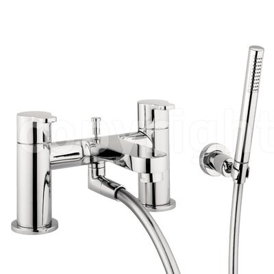 Crosswater Central Bath Tap