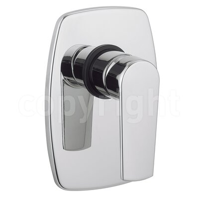 Crosswater Solo Single Concealed Shower Valve