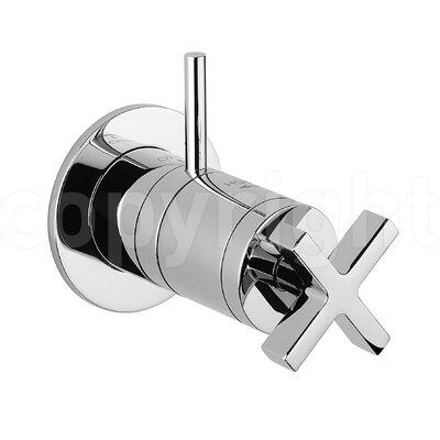 Crosswater Alvero Single Concealed Shower Valve