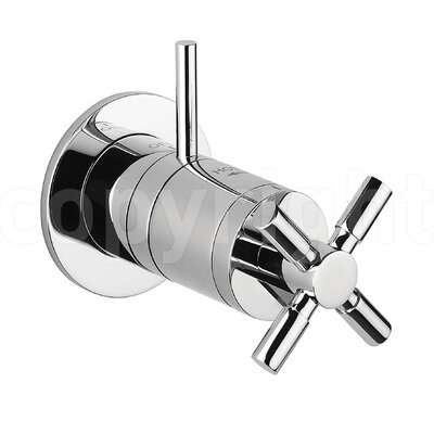 Crosswater Totti Single Concealed Shower Valve