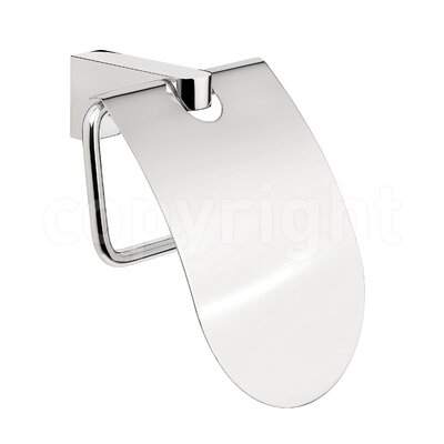 Crosswater Modest Wall Mounted Toilet Roll Holder