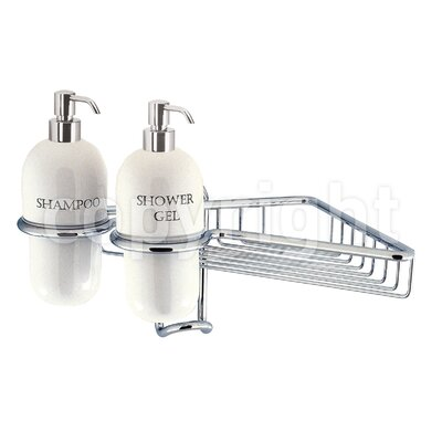 Crosswater Metal Wall Mounted Shower Caddy