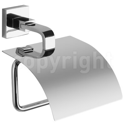 Crosswater Zeya Wall Mounted Toilet Roll Holder
