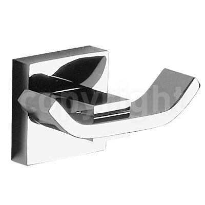 Crosswater Zeya Wall Mounted Robe Hook
